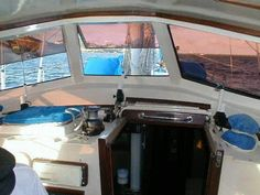 building a hard dodger for sailboat - Google Search