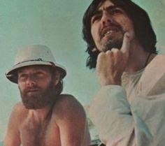 Mike Love salue son ami George Harrison | Yellow-sub