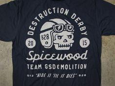 Destruction Derby Shirt