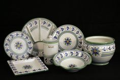 Our Collection of Pottery - Giada Collection