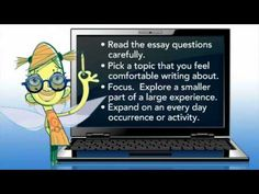 ▶ How to Write Your College Application Essays - WiseChoice - YouTube