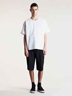 Balenciaga Mens Oversized T-Shirt