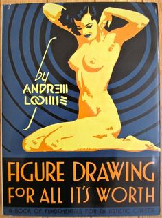 The BEST figure drawing book out there. I covet this.