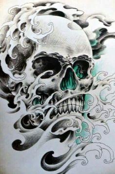 I think this would make a cool tat.