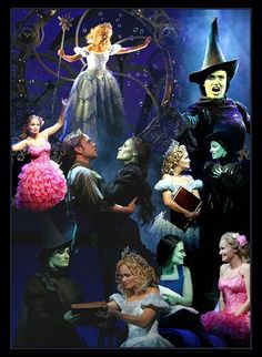Wicked was the first Broadway show I saw. It remains my absolute favorite!