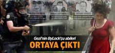 Gezi'nin ByLock'çu abileri ortaya çıktı
