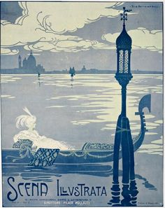 Vintage Italian Posters ~  #Italian #vintage travel advertising #posters ~ venezia