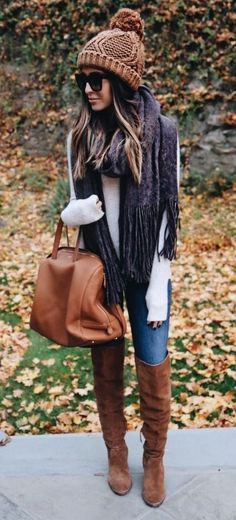 40+ Classic and Modern Fall Street Style Ideas To Try Right Now