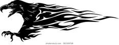 Jaguar Car Logo, Tattoo Drawings, Art Drawings, Rabe Tattoo, Interesting Drawings, Japanese Tattoo Symbols, Owl Tattoo Design, Arm Sleeve Tattoos, Vinyl Decals