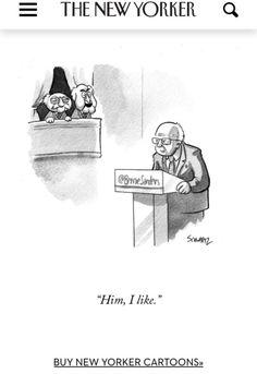 New Yorker: Bernie Sanders 2016