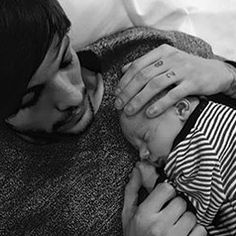 Dad and lad! Pinterest|@sheagracevander|☼☾☯