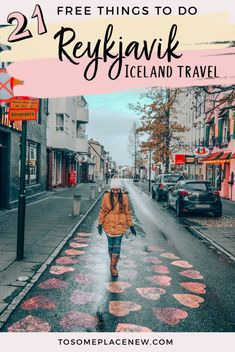 Free Things to do in Reykjavik - One day in Reykjavik Itinerary Free Things to do in Reyjkavik Iceland trip can be expensive. Use these free things to do in Reykjavik Iceland to save money and budget Iceland travel. More then 20 free spots including Su Iceland Travel Tips, Europe Travel Tips, European Travel, Budget Travel, Places To Travel, Places To Visit, Travel Guides, Iceland Budget, Travel Diys