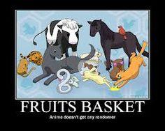 fruits basket funny