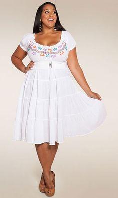 Francesca Lace Dress | Day dresses, Plus size dresses and Summer maxi