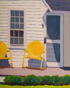 Splendid Cape Yellow by Shawn Nelson Dahlstrom, Painting - Oil | Zatista