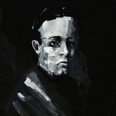 RUDY CREMONINI, Untitled, Acrilic on convas, cm 90 x 90, 2009