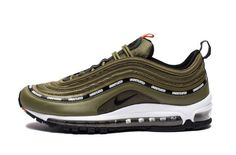The Undefeated x Nike Air Max 97 Olive Release Will Also Include Matching Apparel