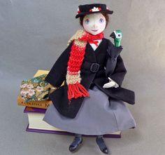 The Fairies Nest - OOAK Cloth Dolls & Fiber Fantasies: Galleries - Art Dolls