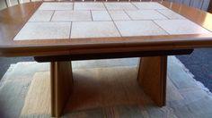 Konferenční stolek - rustikál - 1