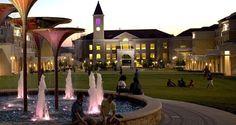 Texas Christian University campus