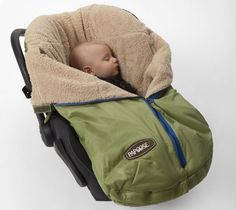 Babies are snug as a bug with Papoose from 7A.M Enfant