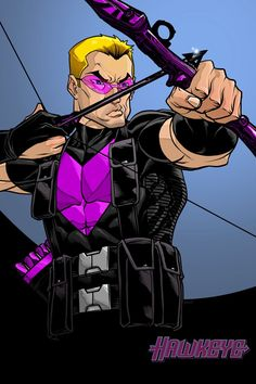 Hawkeye - Dwayne Biddix Dc Comic Books, Comic Book Characters, Comic Art, Hawkeye, Best Avenger, Kate Bishop, Jeremy Renner, Marvel Dc Comics, Avengers