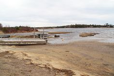 Further evidence of alarmingly low water, near Nobel, on Georgian Bay Great Lakes, Georgian, Beach, Water, Outdoor, Gripe Water, Outdoors, Georgian Language, The Beach