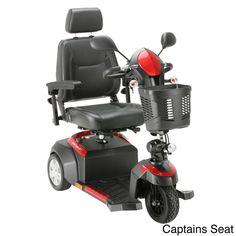 Drive Medical Ventura 3-wheel Scooter
