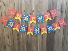 Check out this item in my Etsy shop https://www.etsy.com/listing/559540367/superhero-birthday-banner-wonder-woman