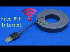 How to get free WiFi Internet anywhere iPhone get free WiFi at home without a router WiFi free Iphone Hacks, Android Hacks, Smartphone Hacks, Diy Electronics, Electronics Projects, Piratear Wifi, Wifi Extender, Wifi Antenna, Tech Hacks