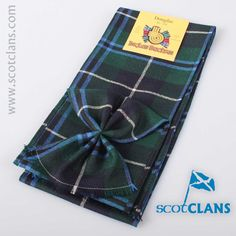 Douglas Modern Tartan Mini Sash. Free worldwide shipping available