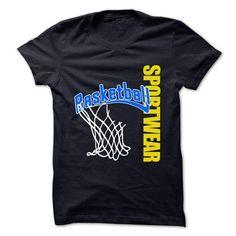 BASKETBALL SPORTWEAR - #tshirt bemalen #sudaderas sweatshirt. CHEAP PRICE => https://www.sunfrog.com/Sports/BASKETBALL-SPORTWEAR.html?68278