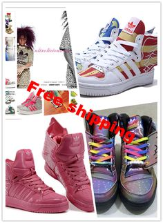 fb02a8b8e671 Adidas jeremy scott shoes has a fantastic style