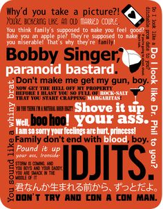 Bobby Singer Quotes - #Supernatural <3