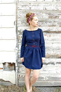 """The """"Indecisiveness Rules"""" Dress 
