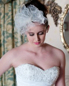 Thoroughly modern from Katie Vale Designs, featured on hitched.co.uk