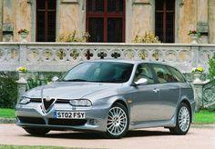 Аlfa romeo 156 Sportwagon GTA