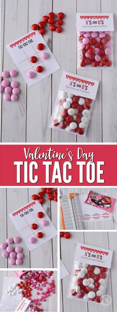 Keep the kids busy this Valentine's Day with this Valentine's Day Tic Tac Toe game. A fun school class party idea!