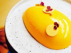 - Ostekake med appelsin, bringebær og hvit sjokolade -   Orange-Raspberry-White Chocolate CheeseCake