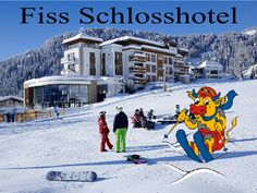 At least one-week vacation in Fiss ( Austria) in Wellness Schlosshotel, enjoying skiing, fine dining and wellness offer of this palast situated direct on the mountain...