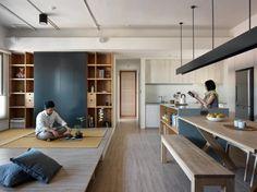 日作空間設計》生活是居住的體現,黃世光的設計平衡實踐 @ 見學館 :: housearch.net