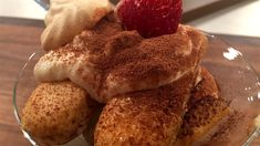 Tiramisu Marina Orsini, Cold Meals, Greek Recipes, Biscuits, French Toast, Cold Food, Canada, Breakfast, Desserts