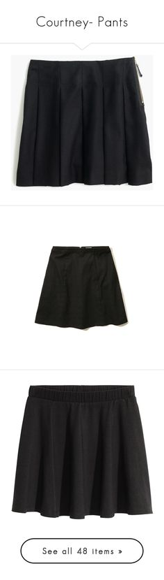 """Courtney- Pants"" by those-families ❤ liked on Polyvore featuring mackinnonsiblings, girl skirts/dresses, skirts, elastic waist skirt, skater skirt, jersey skirt, circle skirts, elastic waist circle skirt, mini skirts and bottoms"