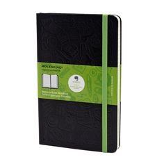 Evernote Large Ruled Smart Notebook (5 x 8.25)    Get in my messenger bag, now!