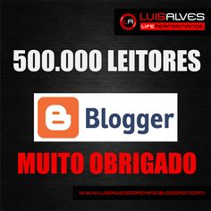 500 MIL LEITORES LIFE PERFORMANCE