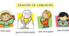 ReliArtes: Oración comunión (dibujo)