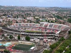 Entidades fiscalizam o Estádio do Arruda nesta quarta (5)