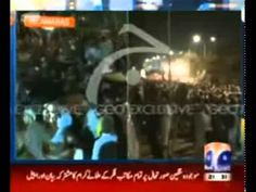 Geo News Headlines 19 August 2014 Geo 19-8-2014 Imran Khan & Tahir Ul Qa...