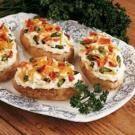 Asparagus-Stuffed Potatoes