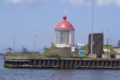 Velsen, Noord Holland, North Sea, region West Frisia (NL) Creedence Clearwater Revival, North Sea, Holland, Gazebo, Trail, Outdoor Structures, Lighthouses, Coast, The Nederlands